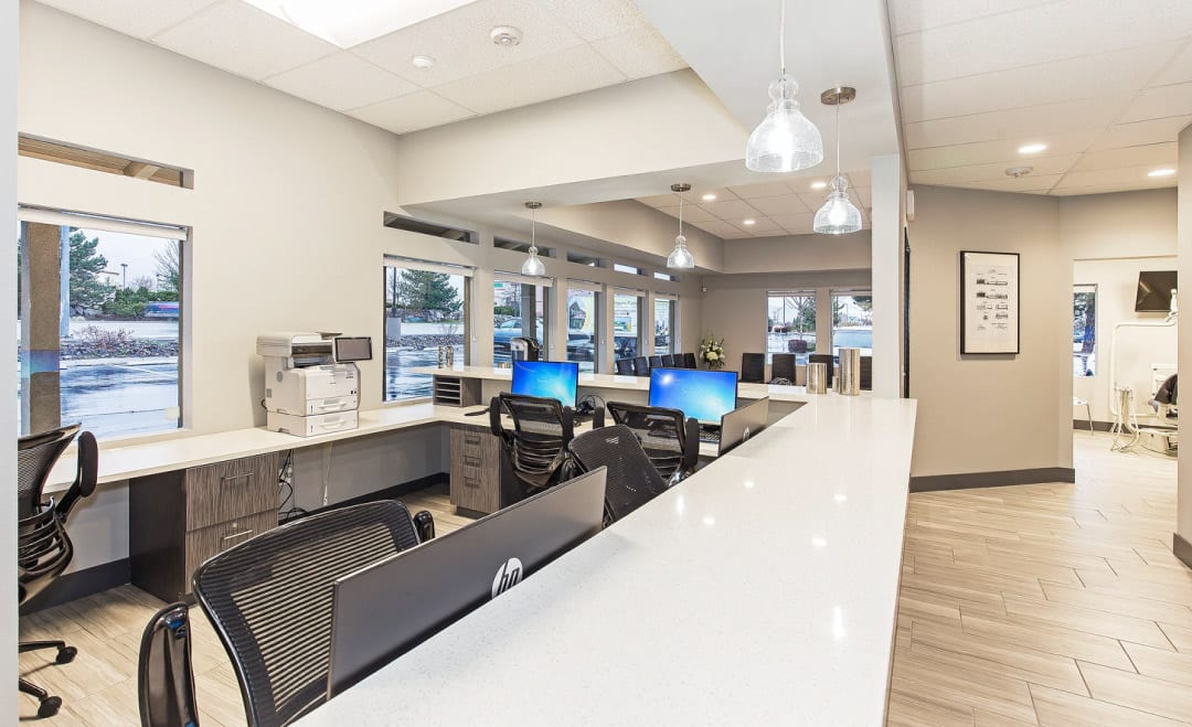 Dental Office Remodeling