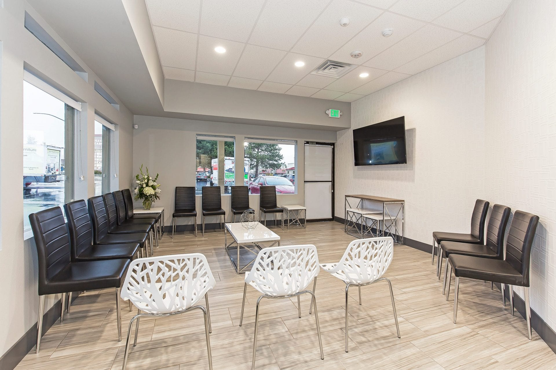 Absolute Dental Waiting Room