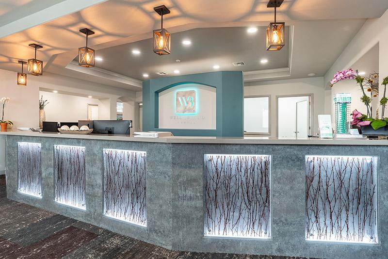 Stryker construction Well Beyond Dental Office